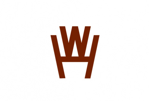 wood furniture design logo. logo for \ wood furniture design w